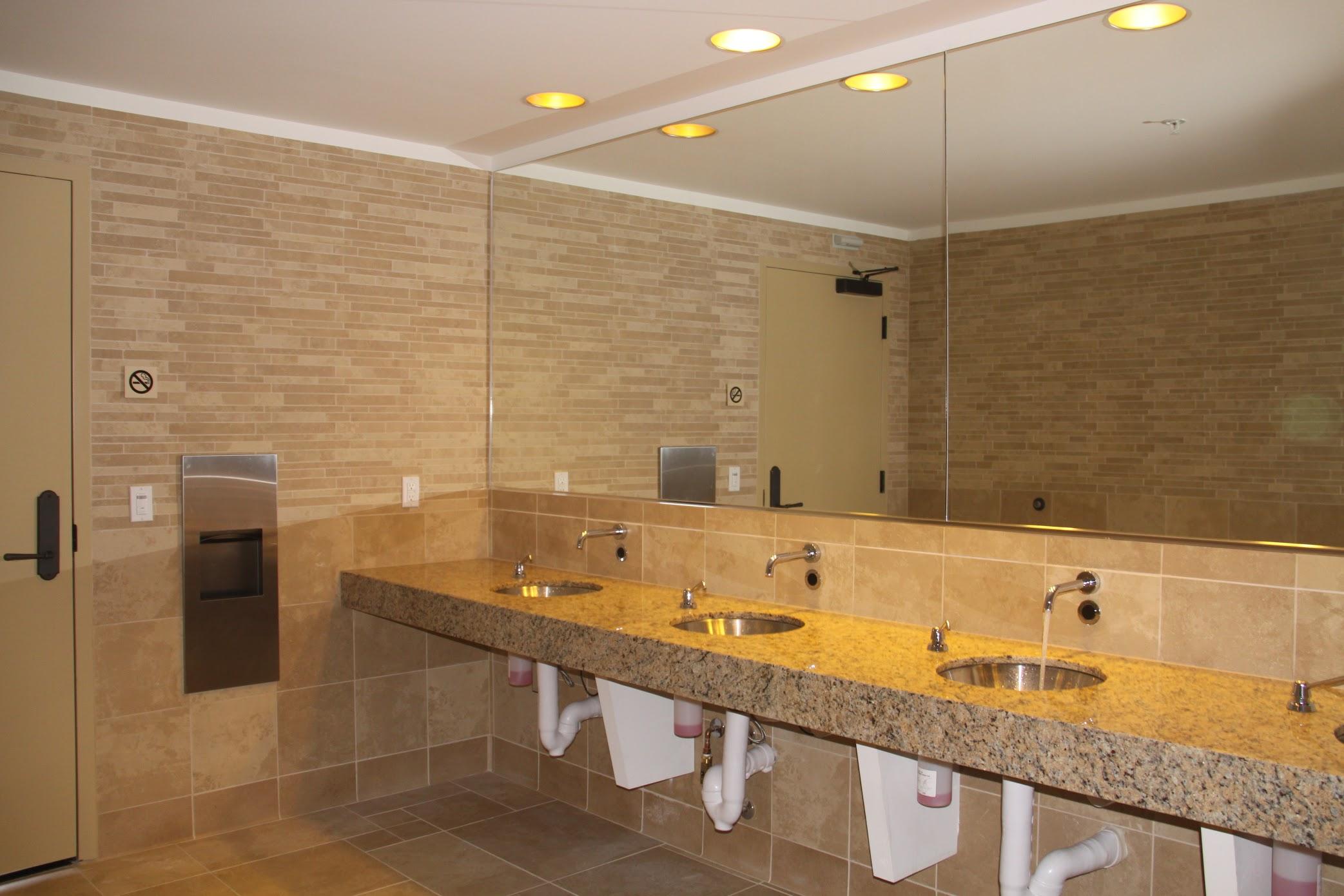 Park @ Spectrum Common Area Bathroom