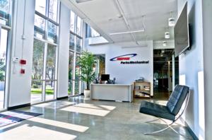 AMPAM Office Lobby