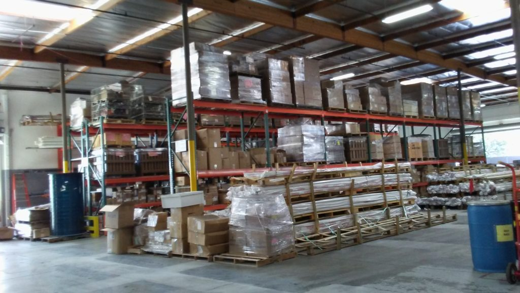 AMPAM Warehouse supplies