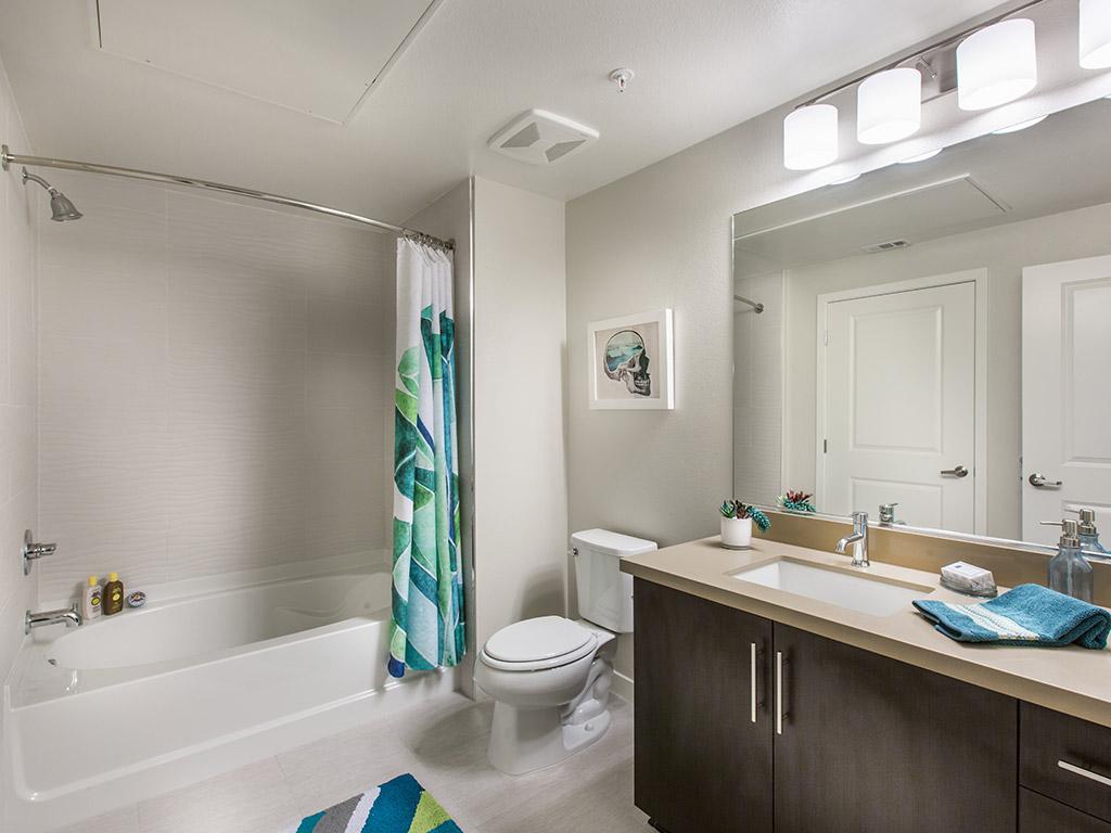 Elan Residence Bathroom