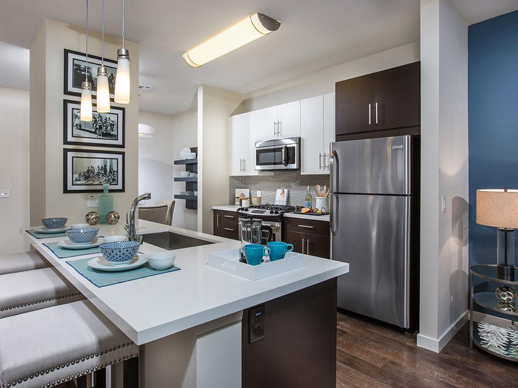 Elan Residences Kitchen
