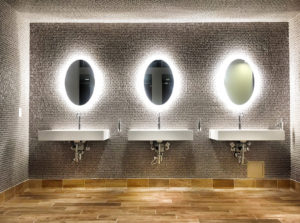 AMPAM admires C3 Modern Bathroom Great Lighting