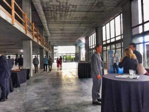 C3 Gorgeous Windows at Culver Bisnow Event