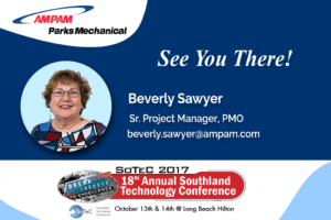 AMPAMs Beverly Sawyer attends Sotech