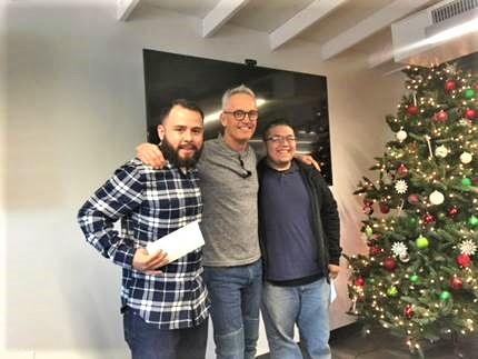 AMPAM Jose Avila and Diego Macias - Q4 winers